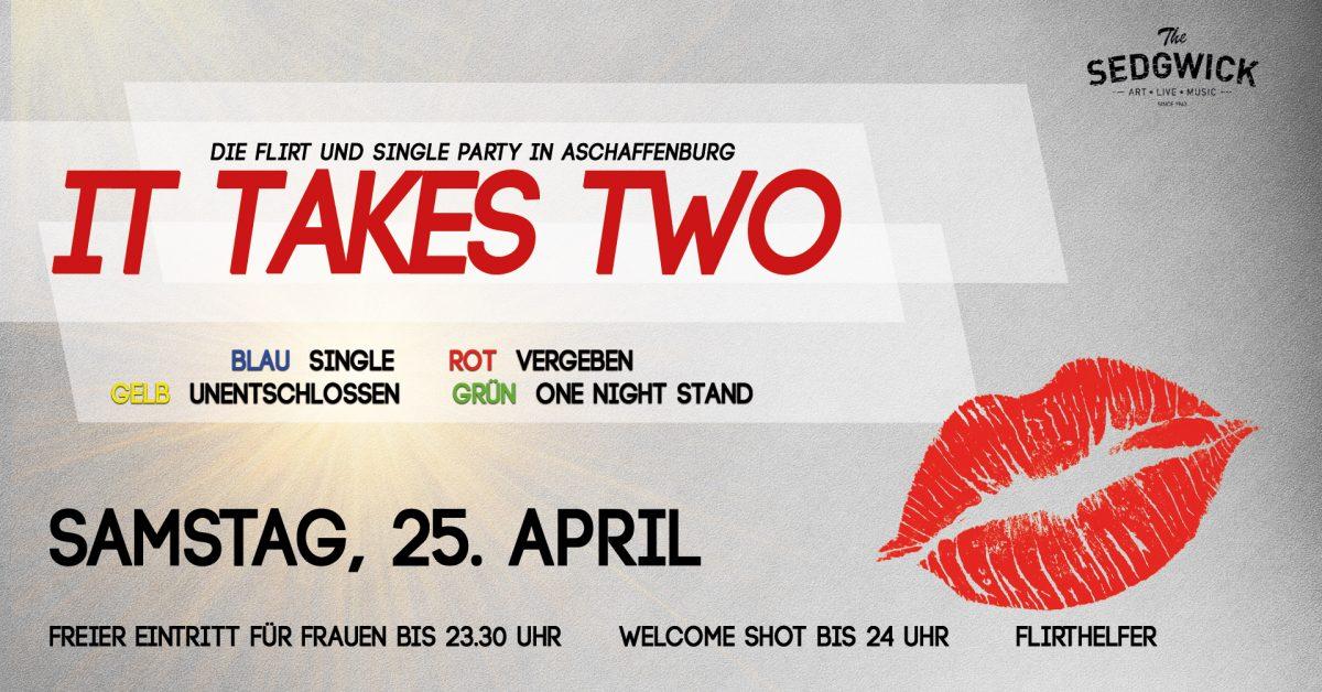 Single party aschaffenburg 2020